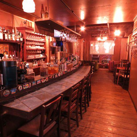 長崎,二次会,Cafe Bar HONEY8(ハニーエイト)