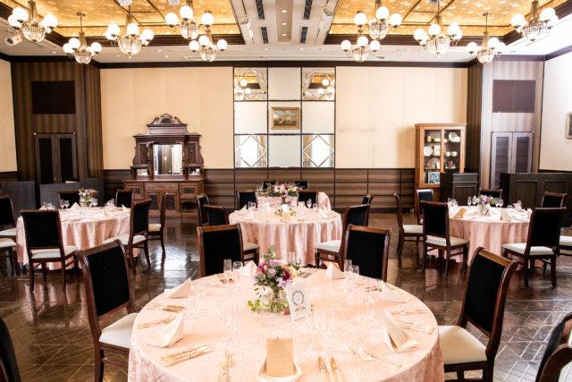 結婚式,装花,メインテーブル,披露宴