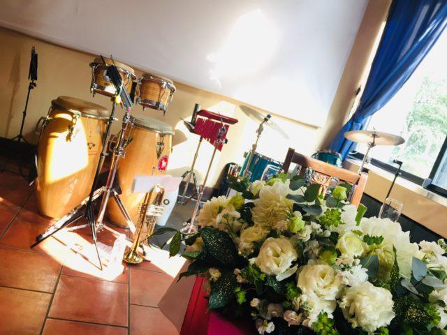 結婚式,装花,メインテーブル,披露宴,ホワイト