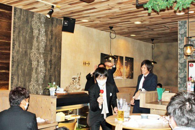 福岡,久留米,2次会,結婚式,ランプスクエア