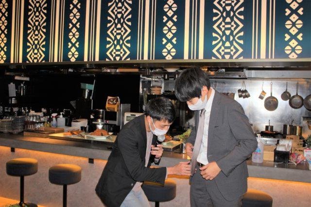 福岡,会費制結婚式,1.5次会,2次会,米と葡萄,中洲,