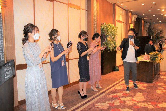 二次会,2次会,結婚式2次会,貸し切り,貸切パーティ,少人数,福岡,アゴーラ